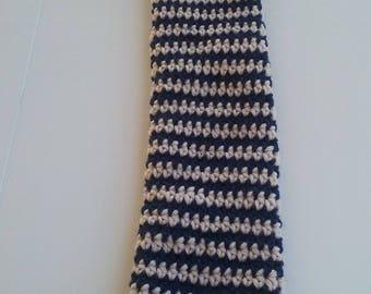 Crochet Plastic Bag Keeper, shopping bag holder, ready to ship