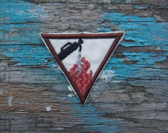 Scout Fire Prevention Badge