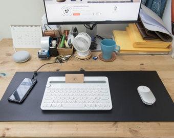 Leather Desk Pad Etsy