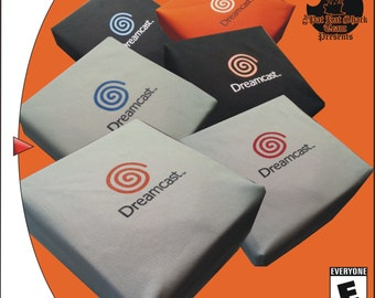 Sega Dreamcast system dust covers