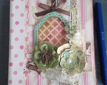 "Journal - ""Primrose"" workbook"