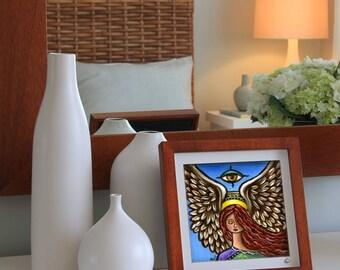 Angel of faith print
