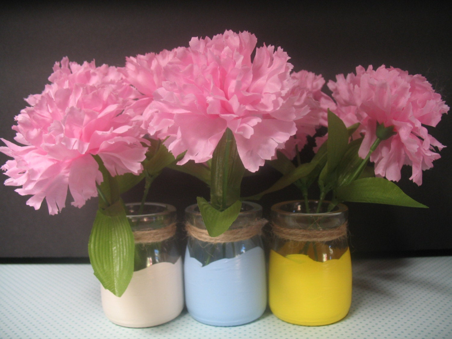 10 small milk glass bottles with corks painted bottle vases 999 reviewsmspy