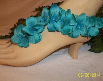 Bridesmaids Barefoot Sandals, Bridal Barefoot Sandals, Bridal Party, Beach Wedding Barefoot Sandal