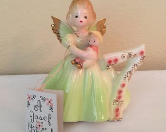 Vintage Josef Original Birthday Angel /The Seventh Year