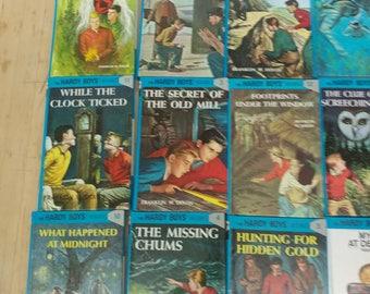 The Hardy Boys Book Set.