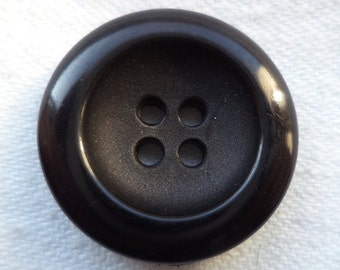9 buttons black 22mm (1397) button