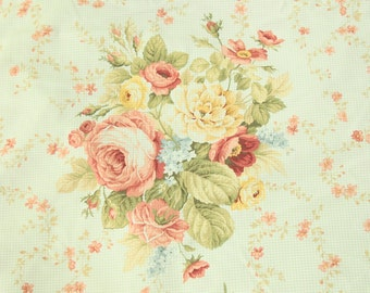 Waverly Harbor House Garden Fabric / By the Yard