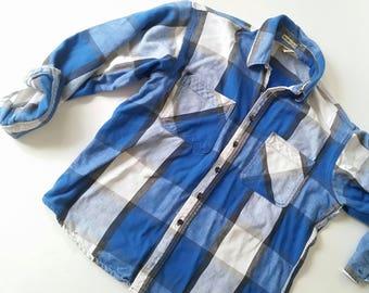 St. John's Bay BIG MAC Flannel XL