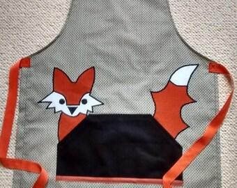 Fox apron