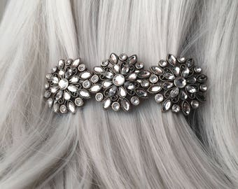 Bridal Hair Accessories Gift-for-Her - Hair Clip - Hair Clip Wedding Steampunk Hair Clip - Hair Accessories for Women - Hair Clips Women