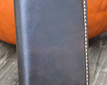 Handcrafted Leather Notebook Cover