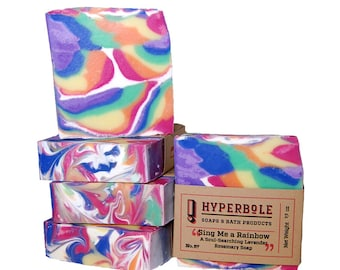 Sing Me a Rainbow - A Soul-Searching Soap