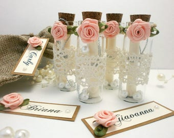 Will you be my bridesmaid, Bridesmaid proposal, Message in a bottles, Be My Bridesmaid Invitation, Bridesmaid Gift, Be My Maid of Honor
