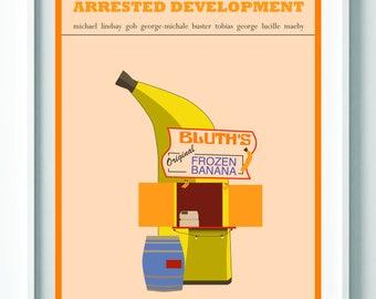 Arrested Development Print