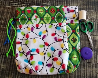 Christmas Lights Project Bags