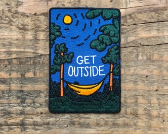 Get Outside | Wilderness Patch