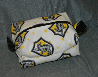 Hufflepuff Make up/Accessory/Travel Bag