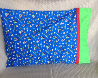 Super Mario Standard Pillowcase