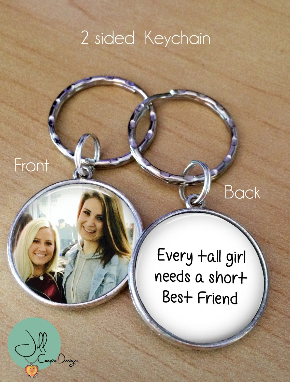Best Friends Gift Every Tall Girl Needs A Short Best Friend
