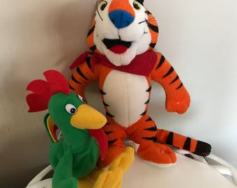 Kelloggs dolls- Tony the Tiger- Rooster