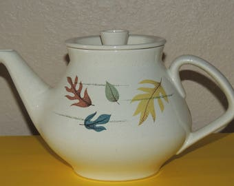 Franciscan Autumn 5 cup Teapot