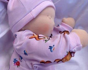waldorfbabydoll waldorf baby doll zonnekind pop zonnekind organic sleeping baby