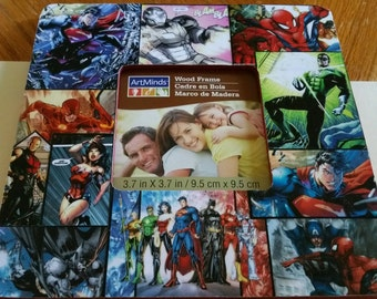 Superhero Picture Frame