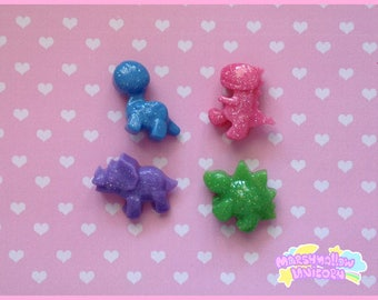 Dino Brooch dinosaur fairy kei and kawaii