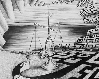 Reflected Balance