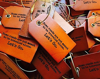 Luggage Tag Wedding Favors, Luggage Tags in Bulk Wholesale Wedding Favor Gifts, Travel, Genuine Leather, Destination Wedding, Bridal Party