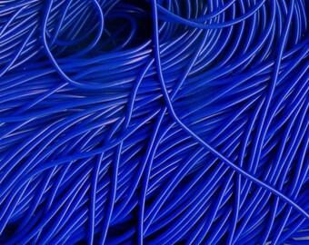2mm  ULTRAMARINE BLUE Tubing