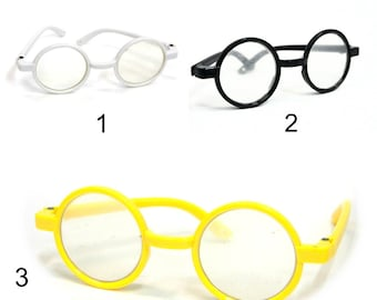 Glasses for dolls and bears, size 9 cm