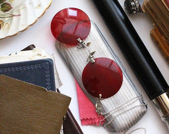 Red Sunglasses , Vintage Sunglasses , Sunglasses Chain , Silver Sunglasses , Gothic Valentine , Travel Gifts , Gothic Sunglasses , Wedding