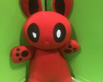 Deadpool Bunny Bunnypool Plush Toy