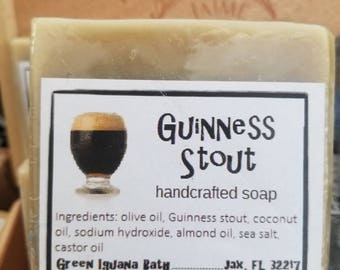 Guinness Stout Handcrafted Handmade Soap