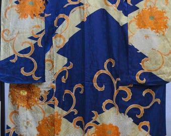 Vintage wedding kimono  WK3