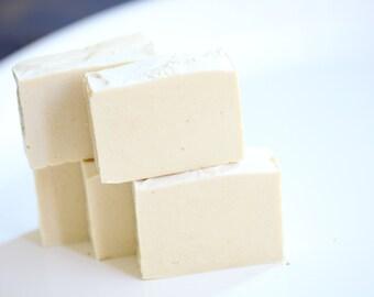 all goat milk ,  olive oil soap bar