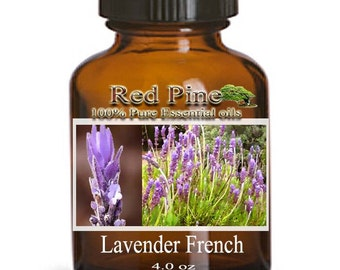 Lavender French Essential Oil - Lavandula dentata - 100% Pure Therapeutic Grade