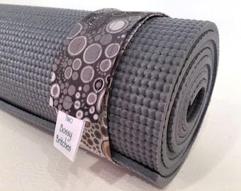 Yoga Mat Strap, FREE SHIPPING, gift for yogi, yoga accessories, pilates mat strap, yoga lover, gift for yogini, yoga mat carrier