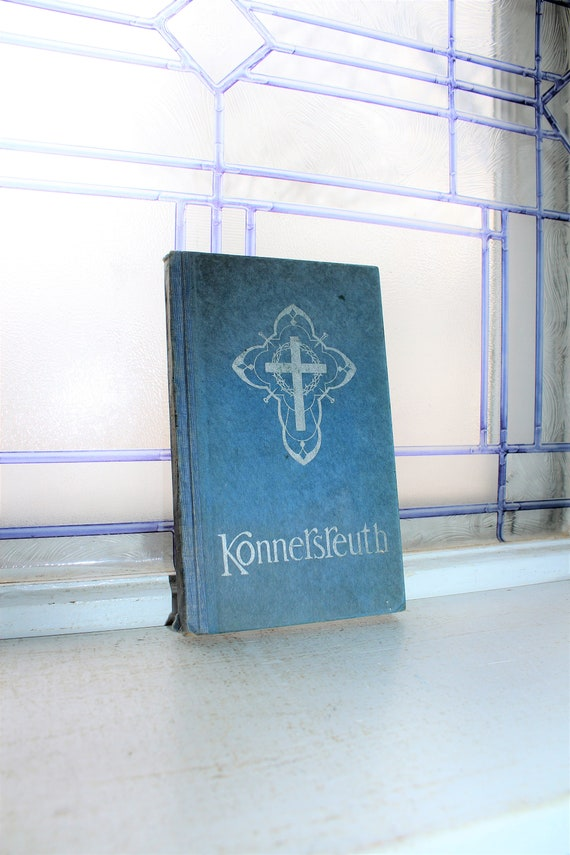The Heavenly Visitations of Konnersreuth Germany Vintage 1931 Book