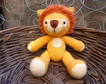 Amigurumi Lion Free Pattern : Ragdoll lion free crochet pattern u spin a yarn crochet