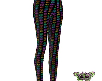 Rainbow Brain Leggings