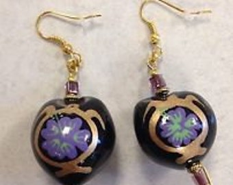 Kukui Nut Earrings