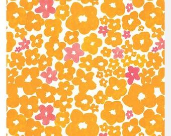 Gather by Juliet Meeks | Sunshower | Organic Fabric (0.25m)