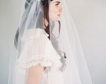 Lace Veil, Juliet Cap Veil, 1920s Veil, Downton Abbey Veil, Fairy Lace, Kate Moss Veil, Vintage Veil, Cathedral Veil, Woodland Veil, 1624