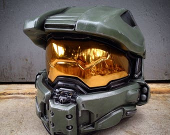 Halo 4 Master Chief helmet