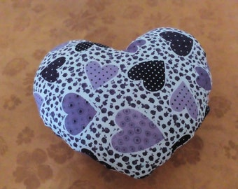 Heart pillow for Mother's Day