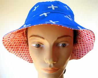 Adult bucket hat - large