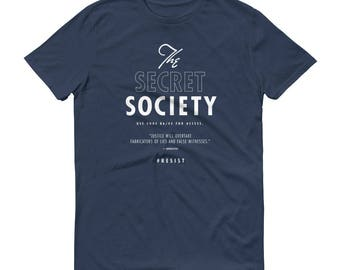 Secret Society Short-Sleeve T-Shirt